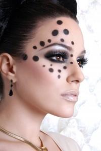 cool halloween makeup ideas 335 200x300 Парти грим