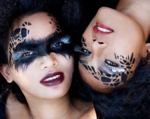 halloween makeup ideas 543354dad4f2b 300x239 Парти грим