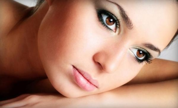 permanent makeup brown eyes eyeliner За спиралата в грима