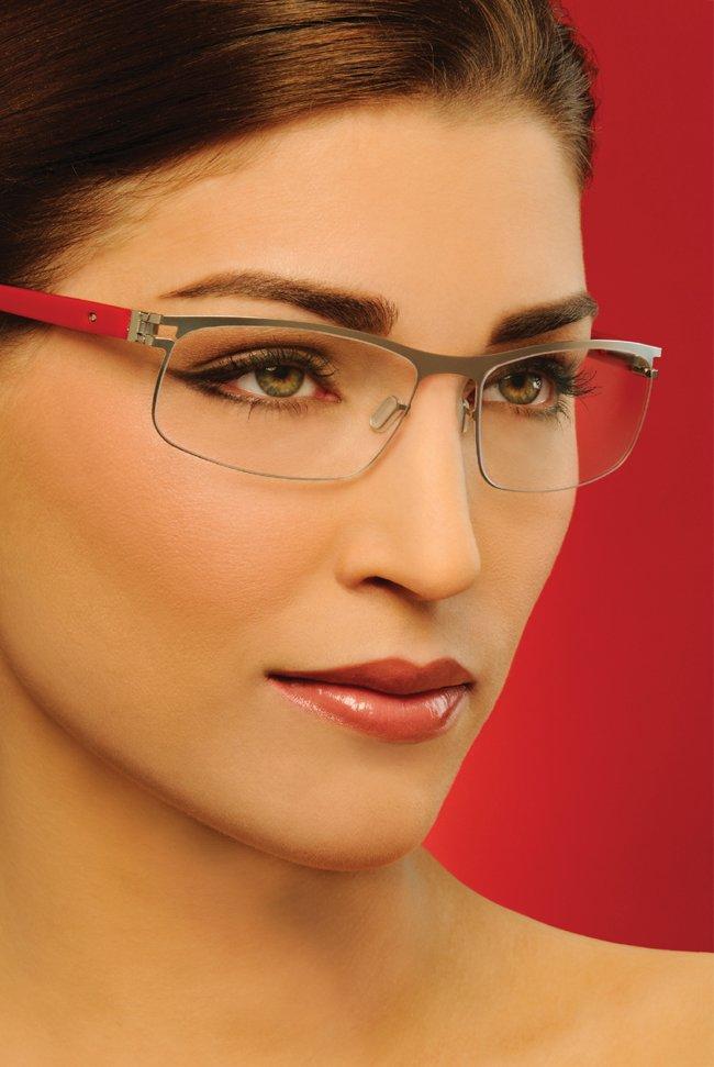 eyeglasses makeup 22 Грим за очила