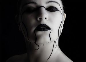 halloween makeup21 300x219 Хелоуин