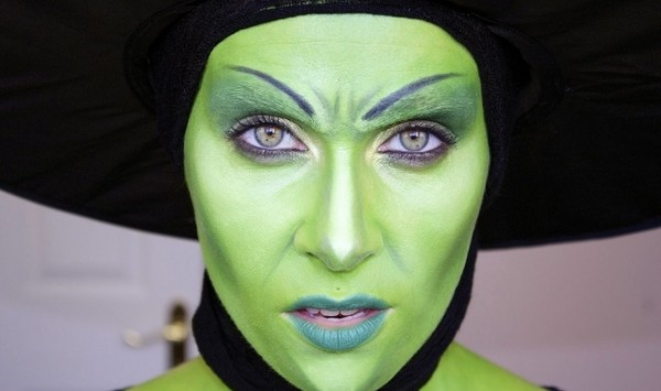 грим-вещица-хелоуин