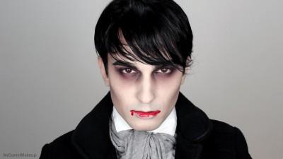 грин-за-вампир-хелоуин
