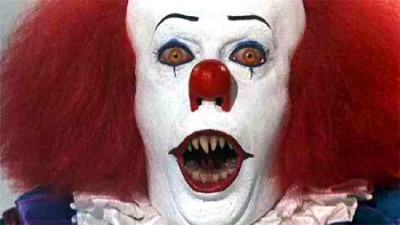 клоун-хелоуин